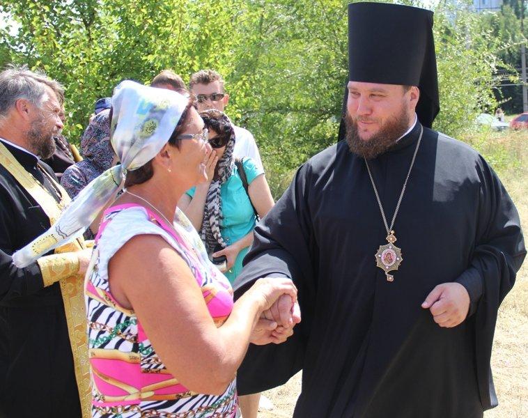 На Заречном освятили участок для строительства церкви УПЦ Киевского патриархата (ФОТО), фото-2