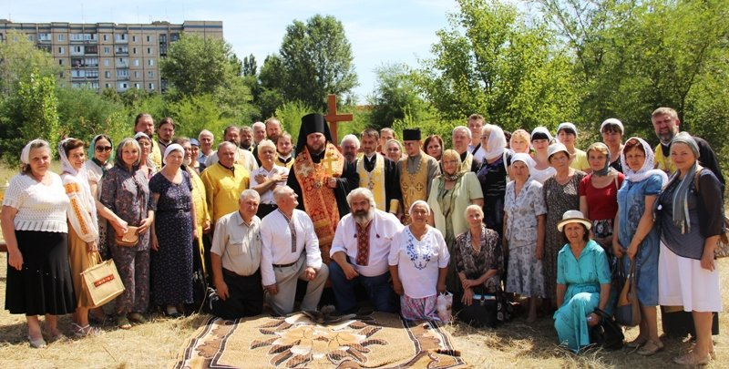На Заречном освятили участок для строительства церкви УПЦ Киевского патриархата (ФОТО), фото-3