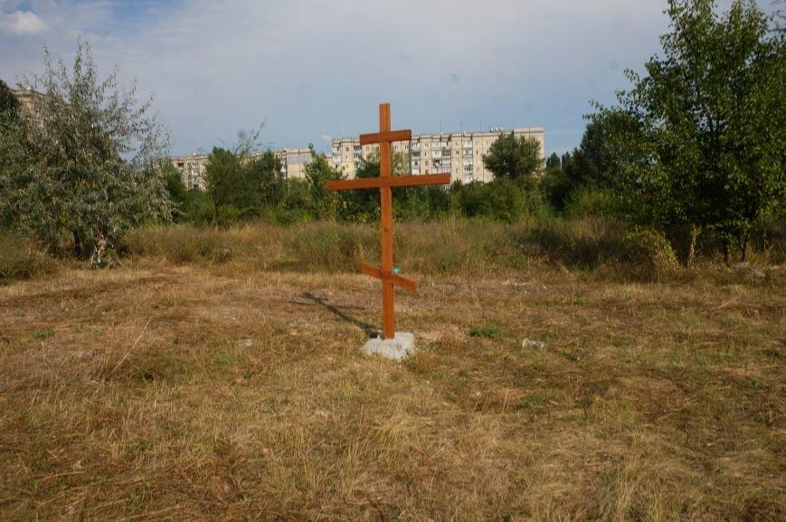 На Заречном освятили участок для строительства церкви УПЦ Киевского патриархата (ФОТО), фото-14