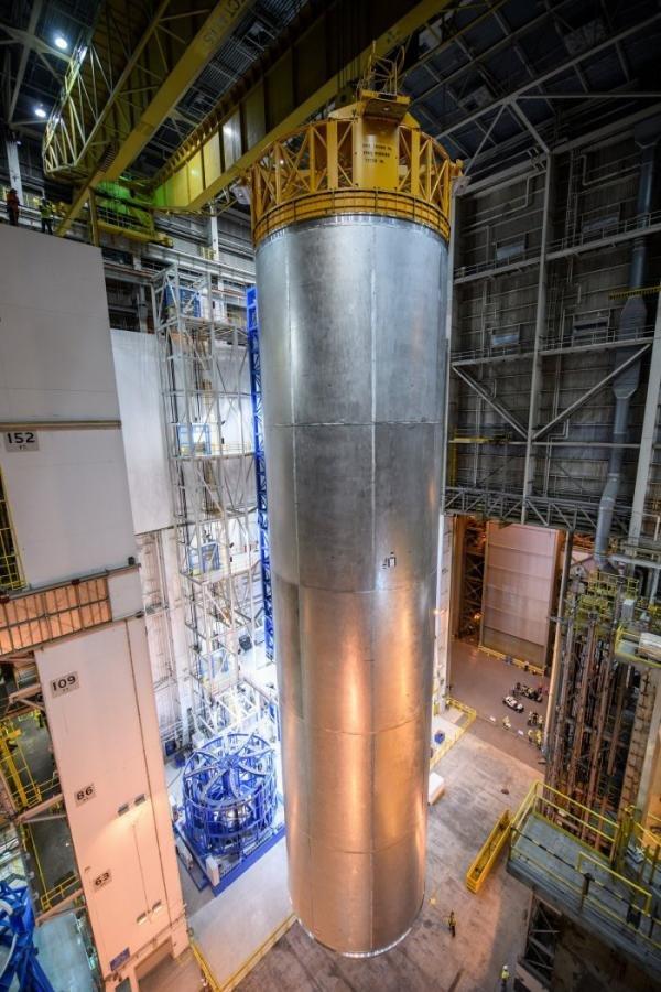 NASA збере найпотужнішу ракету в історії космонавтики для подорожі на Марс, фото-3
