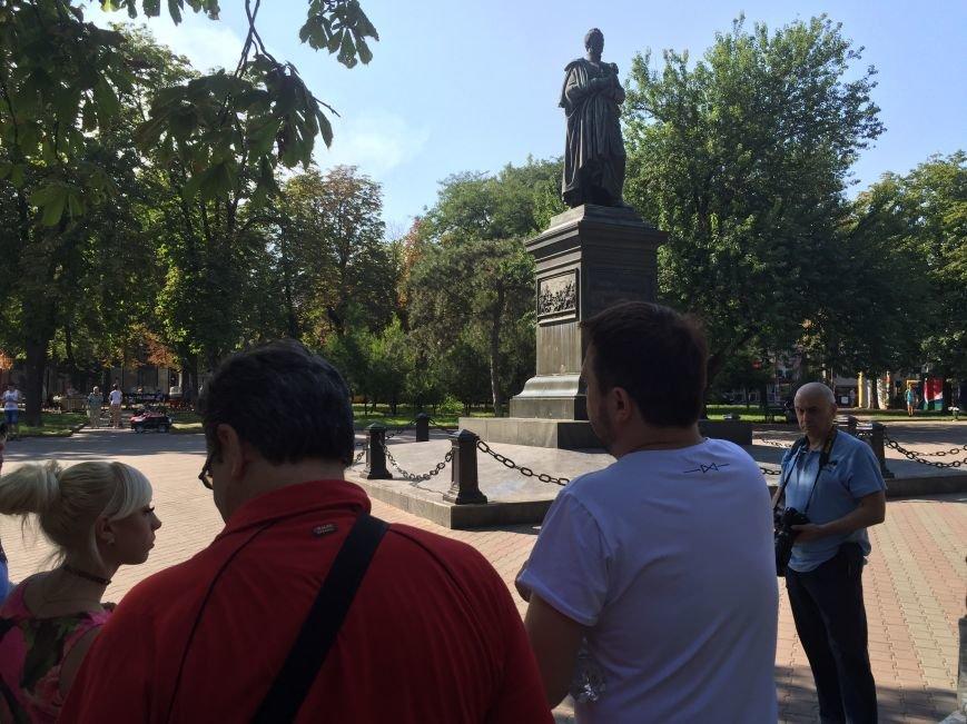 Резидент Comedy Club Антон Лирник делился интересными фактами об Одессе (ФОТО), фото-5