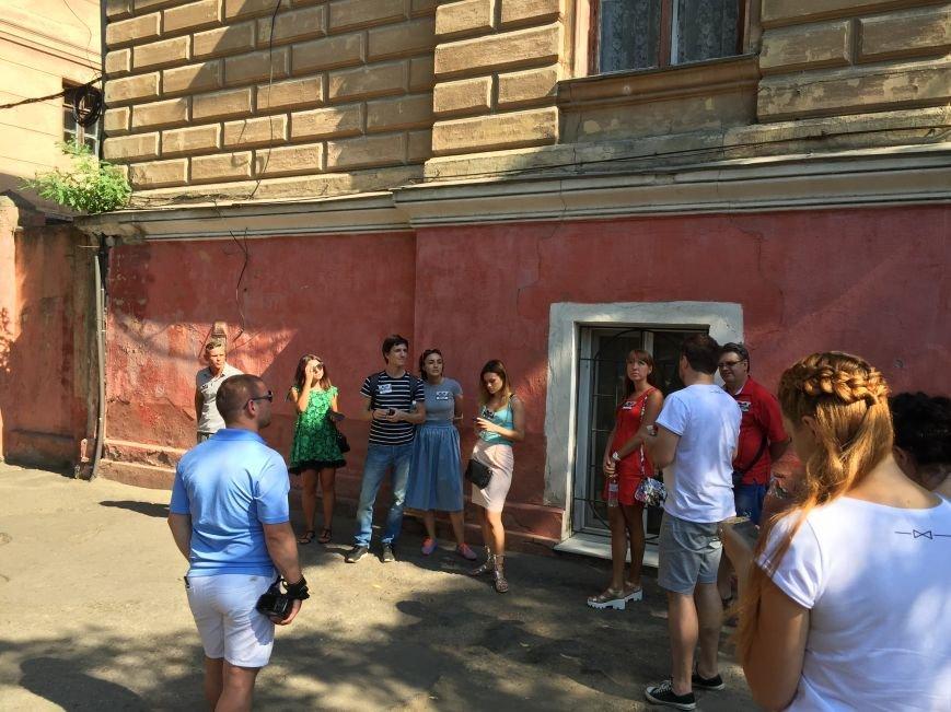 Резидент Comedy Club Антон Лирник делился интересными фактами об Одессе (ФОТО), фото-4