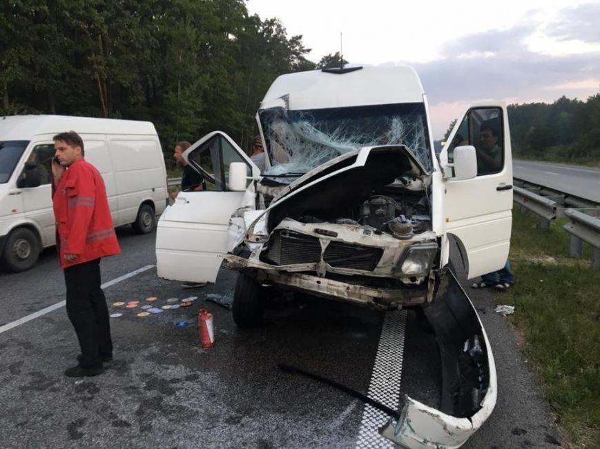 Микроавтобус с известной группой ТНМК  по дороге в Кропивницкий попал в ДТП (ФОТО), фото-4