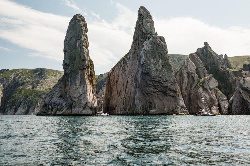 Сахалинцы посетили Шантарские острова, фото-2
