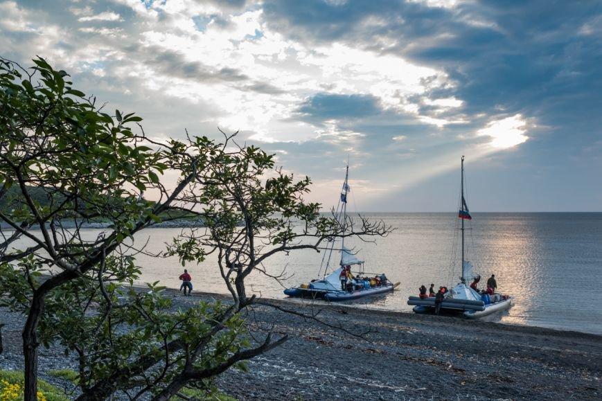Сахалинцы посетили Шантарские острова, фото-1