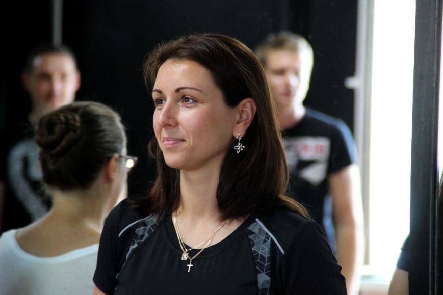 Актриса Ирина Звягинцева
