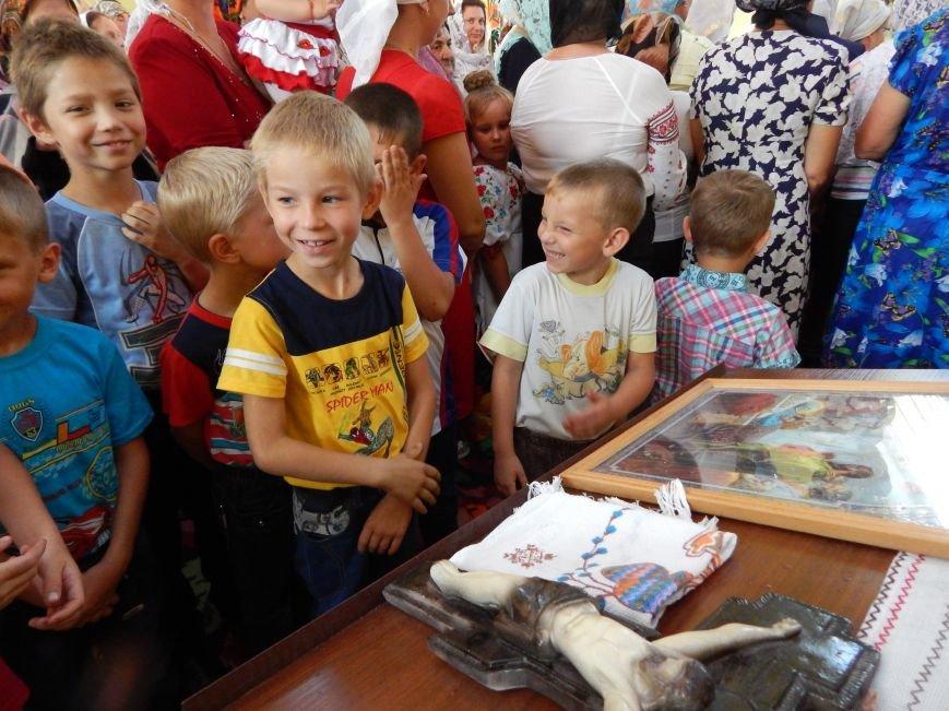 Накануне 25-летия Независимости Украины на Николаевщине открыли церковь Киевского патриархата (ФОТО), фото-1
