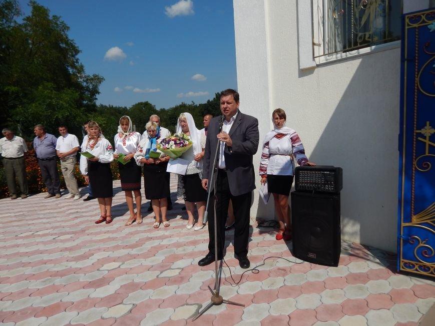 Накануне 25-летия Независимости Украины на Николаевщине открыли церковь Киевского патриархата (ФОТО), фото-2