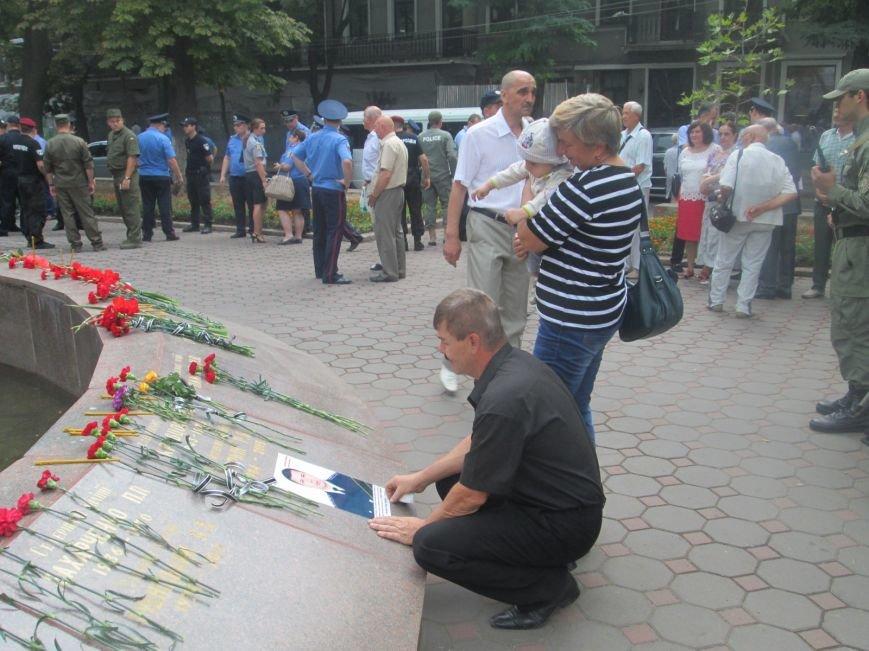 Одесские правоохранители почтили память своих погибших коллег (ФОТО), фото-7