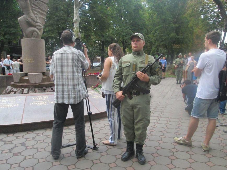 Одесские правоохранители почтили память своих погибших коллег (ФОТО), фото-4
