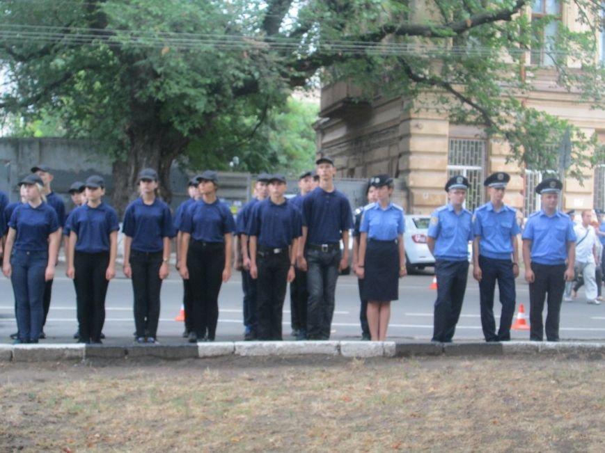 Одесские правоохранители почтили память своих погибших коллег (ФОТО), фото-1
