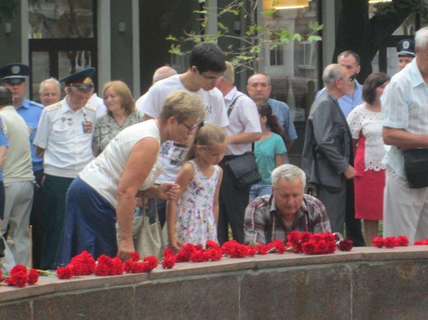 Одесские правоохранители почтили память своих погибших коллег (ФОТО), фото-5