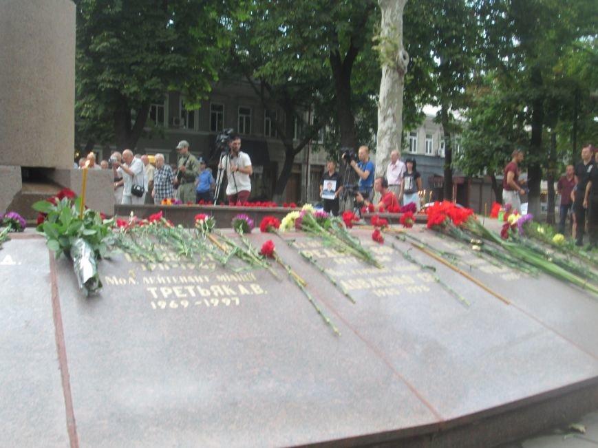 Одесские правоохранители почтили память своих погибших коллег (ФОТО), фото-6