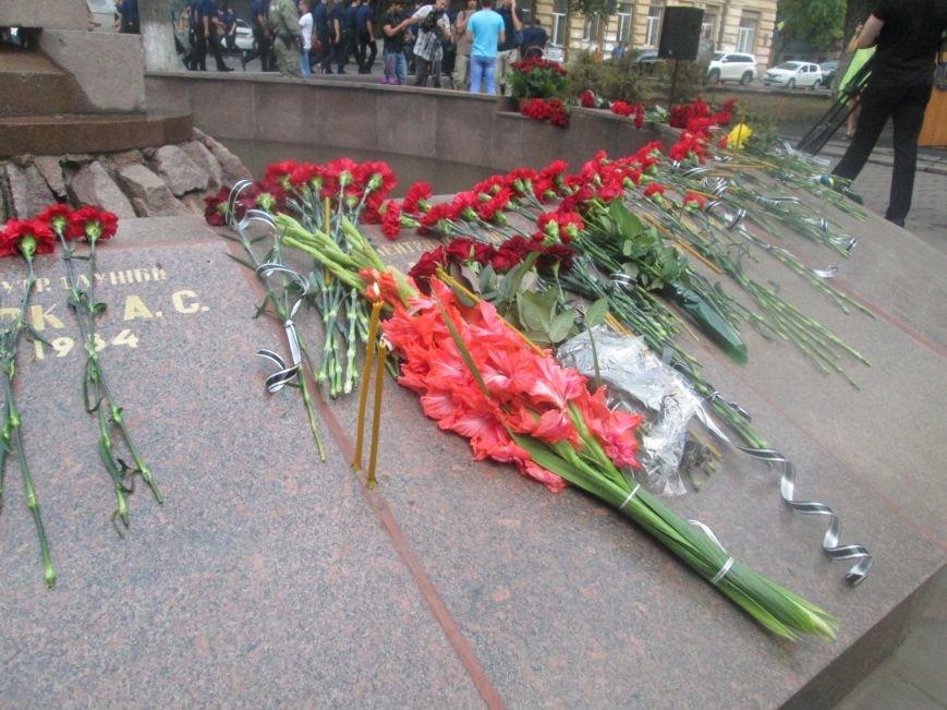 Одесские правоохранители почтили память своих погибших коллег (ФОТО), фото-8
