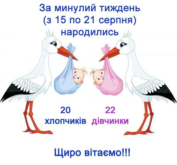 В Краматорске появилось 42 новых жителя, фото-1