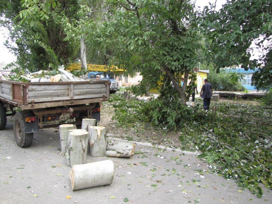 В Мелитополе из-за аварии на водопроводе два дома осталось без воды (фото), фото-3