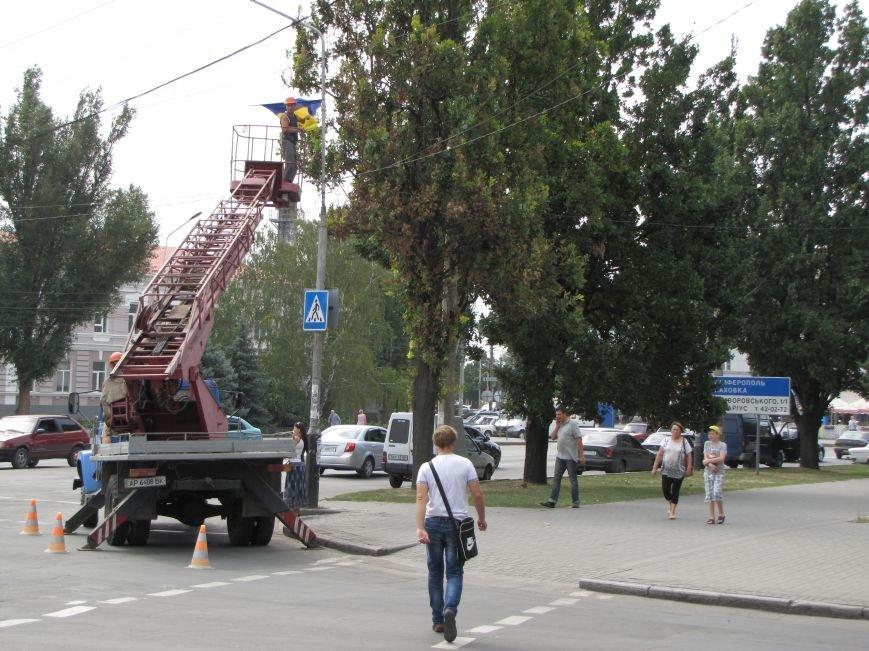 Мелитополь готов к праздникам, фото-2