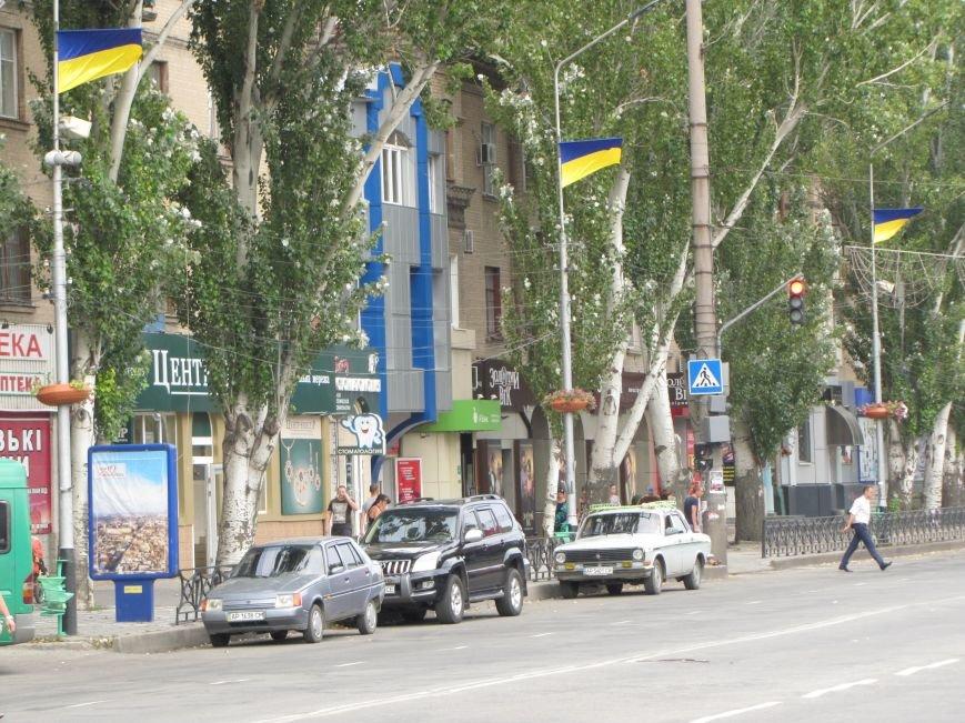 Мелитополь готов к праздникам, фото-1