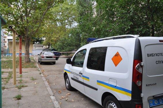 Заботясь о безопасности Николаева, горожане сообщили полицейским о заминированном автомобиле (ФОТО), фото-3