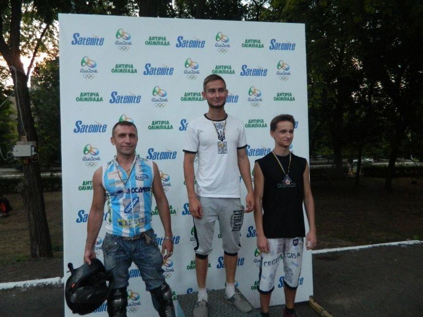 В Краматорске состоялись малые Олимпийские игры, фото-2