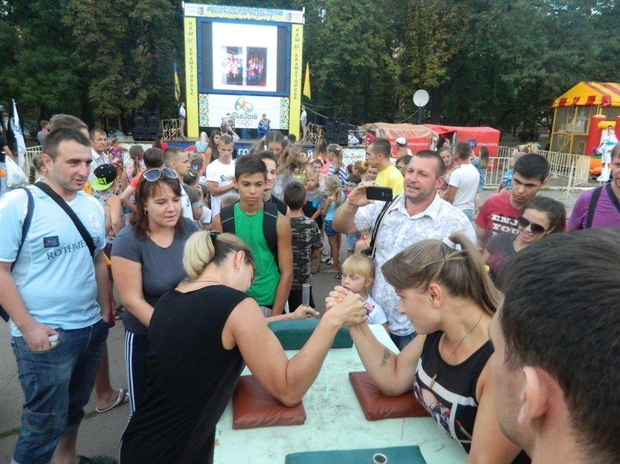 В Краматорске состоялись малые Олимпийские игры, фото-3