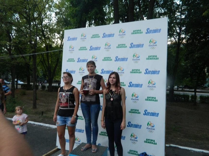 В Краматорске состоялись малые Олимпийские игры, фото-4