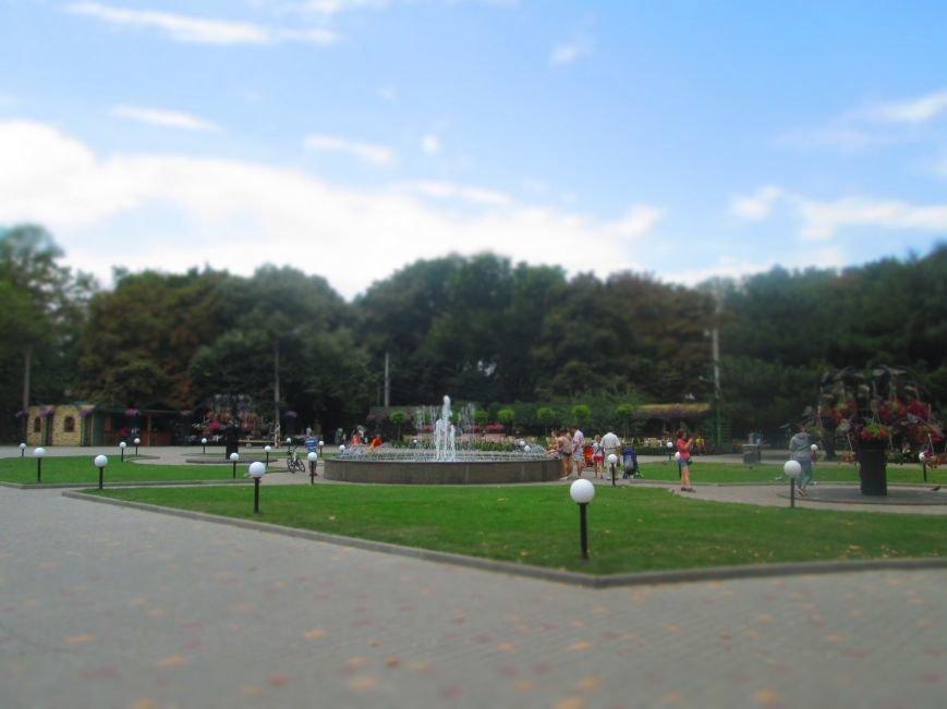 Одесский парк преобразили плиткой (ФОТО), фото-11