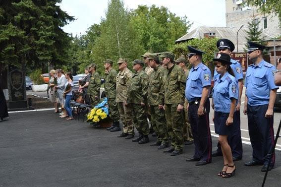 Полицейские Донецкой области почтили память коллег, погибших при исполнении служебных обязанностей (ФОТО), фото-3