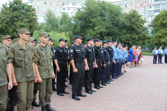 В Кропивницком почтили память погибших при исполнении служебных обязанностей работников органов внутренних дел, фото-5