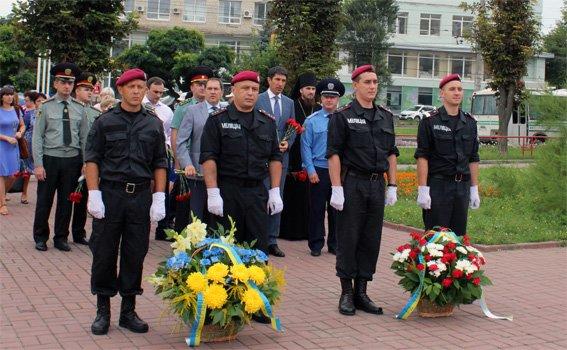 В Кропивницком почтили память погибших при исполнении служебных обязанностей работников органов внутренних дел, фото-1