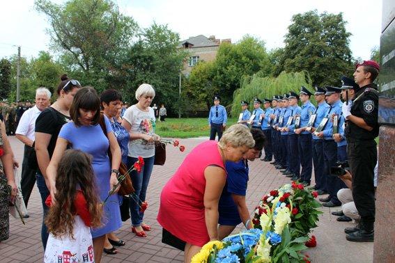 В Кропивницком почтили память погибших при исполнении служебных обязанностей работников органов внутренних дел, фото-4