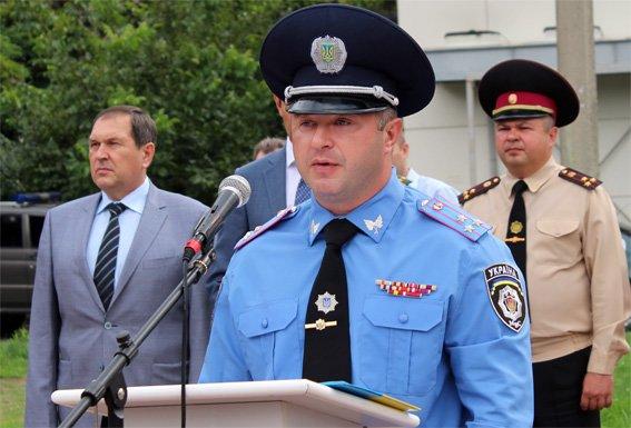 В Кропивницком почтили память погибших при исполнении служебных обязанностей работников органов внутренних дел, фото-6