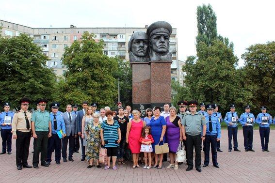 В Кропивницком почтили память погибших при исполнении служебных обязанностей работников органов внутренних дел, фото-8
