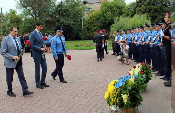 В Кропивницком почтили память погибших при исполнении служебных обязанностей работников органов внутренних дел, фото-2