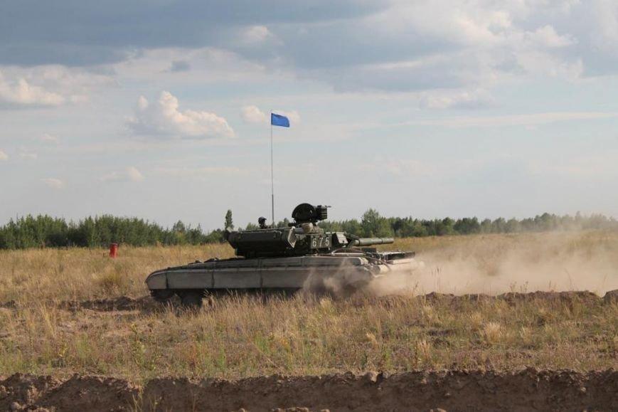 На полигоне в Черниговской области соревновались танкисты (фото), фото-2