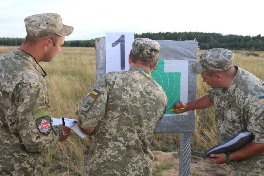 На полигоне в Черниговской области соревновались танкисты (фото), фото-4