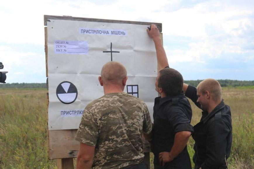 На полигоне в Черниговской области соревновались танкисты (фото), фото-8