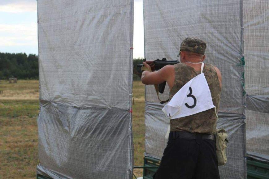 На полигоне в Черниговской области соревновались танкисты (фото), фото-9