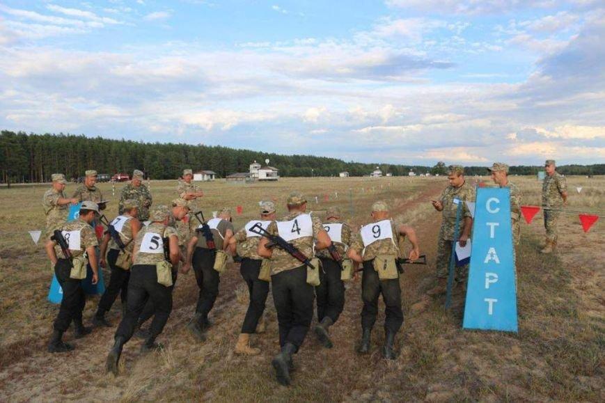 На полигоне в Черниговской области соревновались танкисты (фото), фото-12
