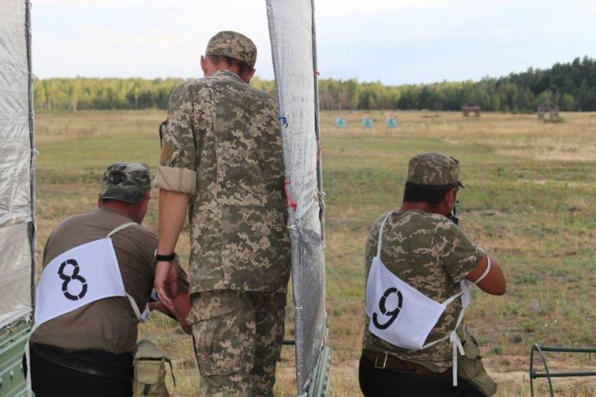 На полигоне в Черниговской области соревновались танкисты (фото), фото-1