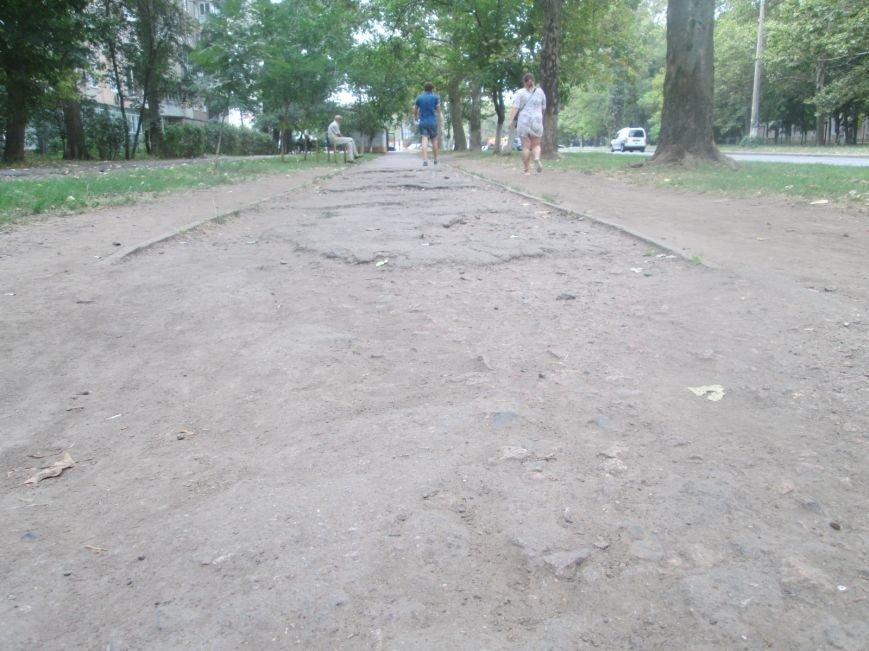 В Одессе пенсионеры жалуются на разбитую улицу (ФОТО), фото-3