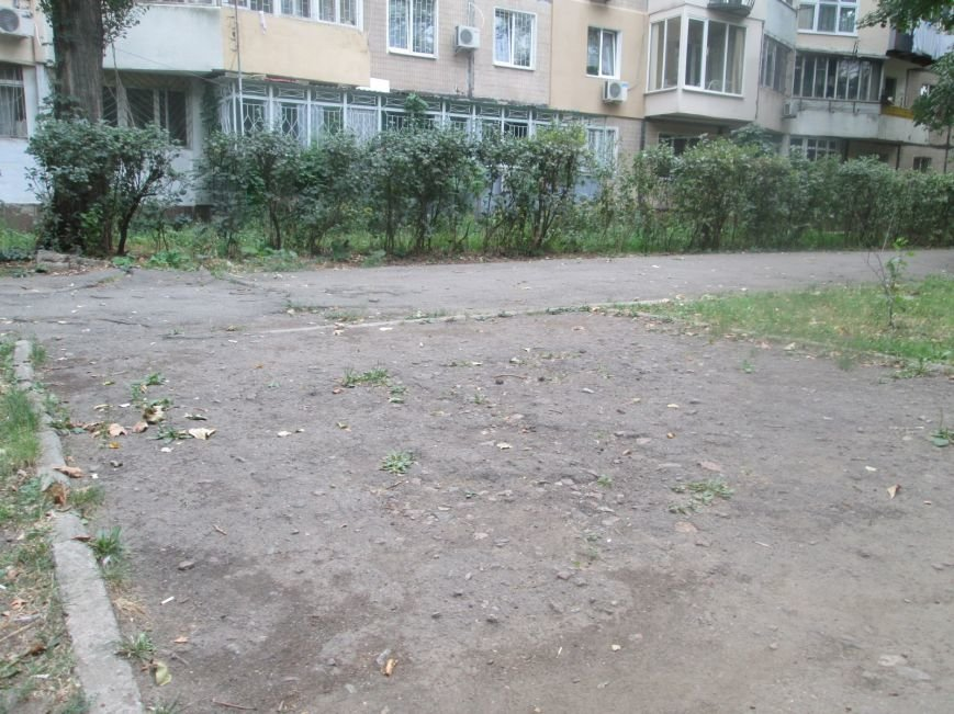 В Одессе пенсионеры жалуются на разбитую улицу (ФОТО), фото-8