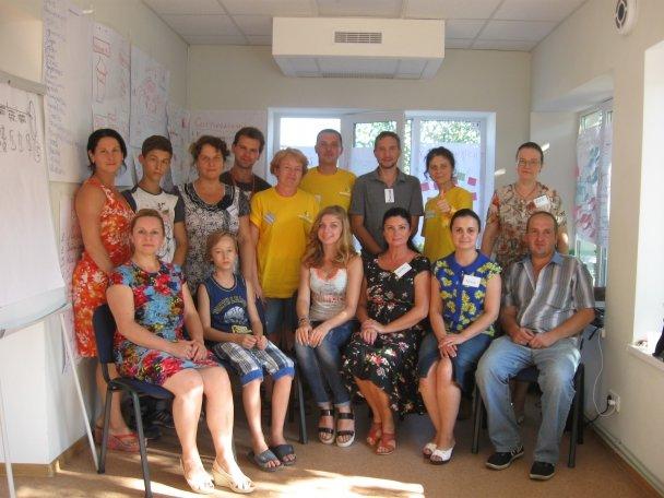 Фонд Рината Ахметова провел первый тренинг для наставников, фото-2
