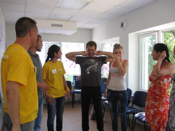 Фонд Рината Ахметова провел первый тренинг для наставников, фото-3