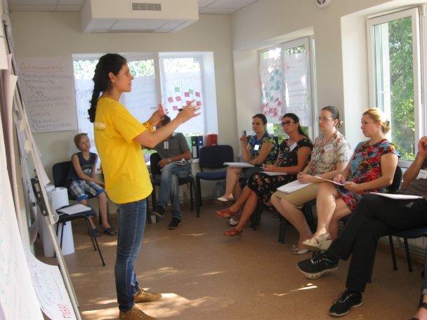Фонд Рината Ахметова провел первый тренинг для наставников, фото-1