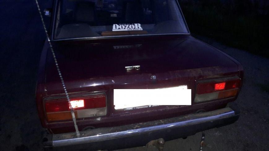 В Кировоградской области у пассажира автомобиля обнаружили гранату (ФОТО), фото-2