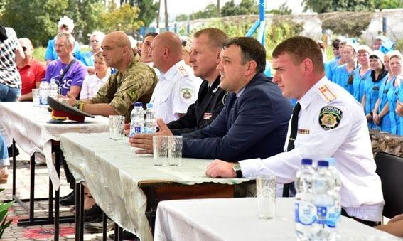 Заключенных Приазовской исполнительной колонии с праздником поздравил генерал Аброськин (ФОТО), фото-3
