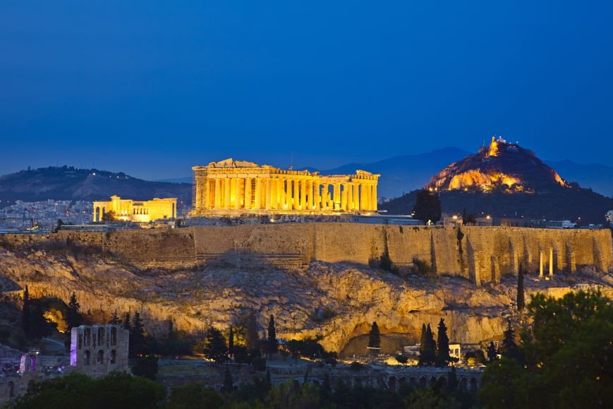 Info about Athens