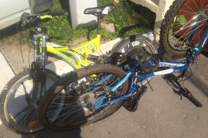 В Домодедово задержан вор велосипедов, фото-2