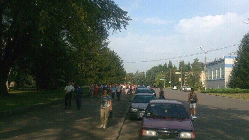 В Терновском районе подняли Флаг Украины: Это наше знамя, окропленное кровью лучших сыновей Украины (ФОТО), фото-9